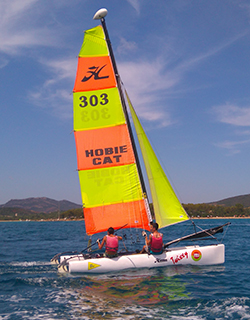 Catamarano Hobie Cat 16